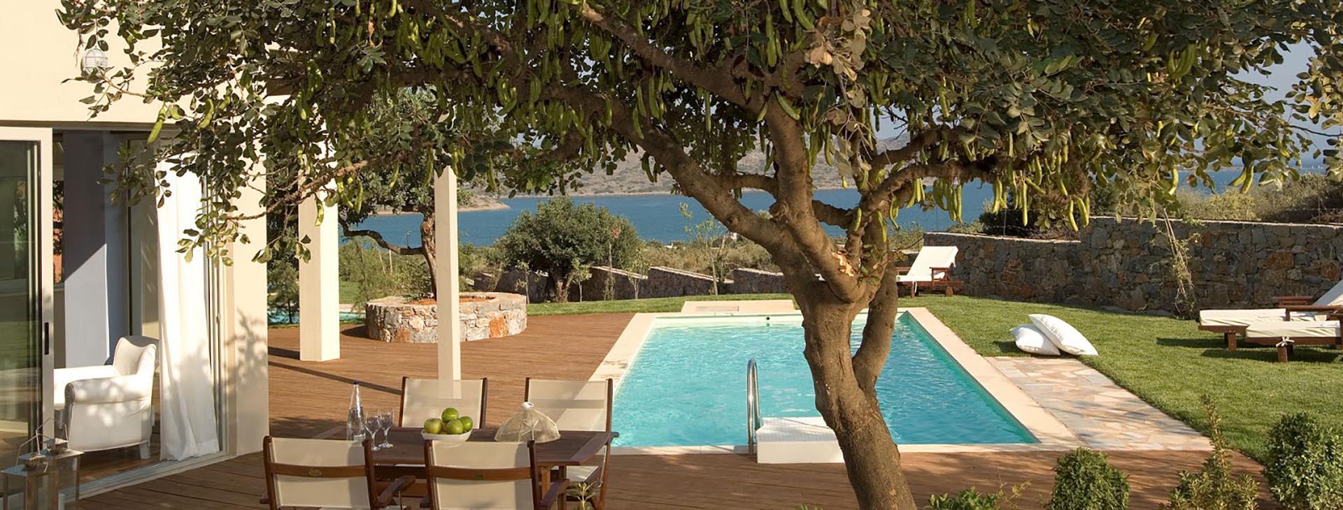 Elounda Carob Tree Valley Villas